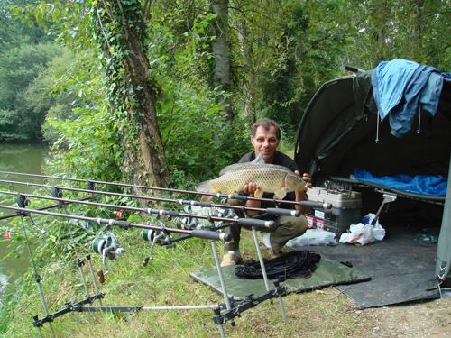 Les campings avec la pêche ekaterinbourg